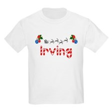 Irving, Christmas T-Shirt
