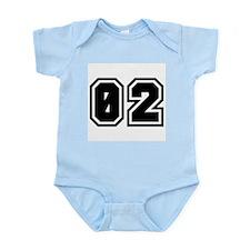 SPORTS JERSEY 02 Infant Bodysuit