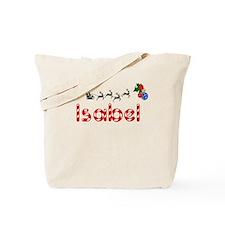Isabel, Christmas Tote Bag