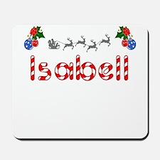 Isabell, Christmas Mousepad