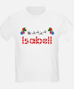 Isabell, Christmas T-Shirt