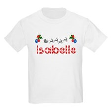 Isabelle, Christmas T-Shirt