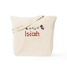 Isiah, Christmas Tote Bag
