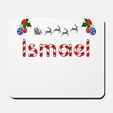 Ismael, Christmas Mousepad