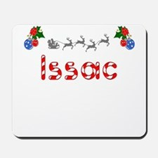 Issac, Christmas Mousepad