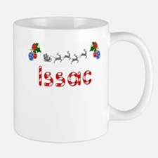 Issac, Christmas Small Small Mug