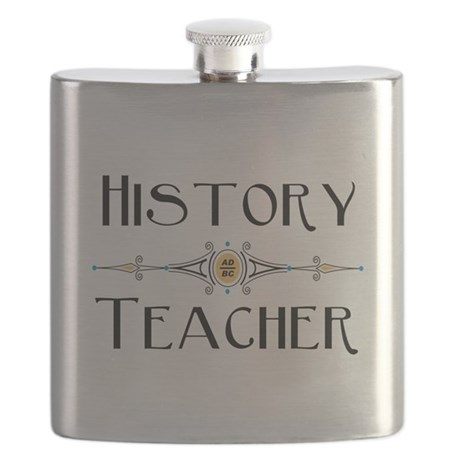 History Teacher Flask