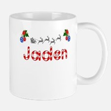 Jaden, Christmas Mug