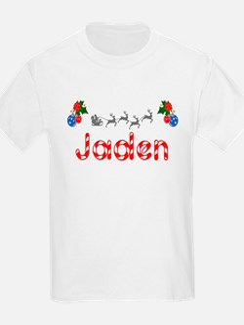 Jaden, Christmas T-Shirt