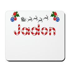 Jadon, Christmas Mousepad