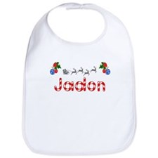 Jadon, Christmas Bib