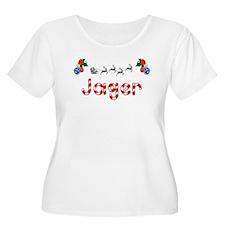 Jager, Christmas T-Shirt