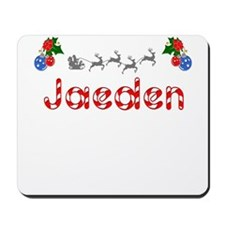 Jaeden, Christmas Mousepad