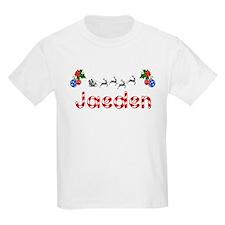 Jaeden, Christmas T-Shirt