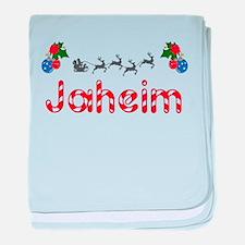 Jaheim, Christmas baby blanket