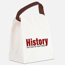 Cute Academic Canvas Lunch Bag