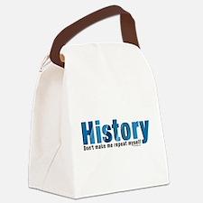 Unique Academic Canvas Lunch Bag