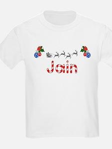 Jain, Christmas T-Shirt