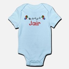 Jair, Christmas Infant Bodysuit