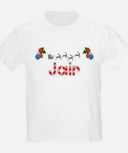 Jair, Christmas T-Shirt