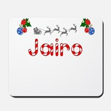 Jairo, Christmas Mousepad