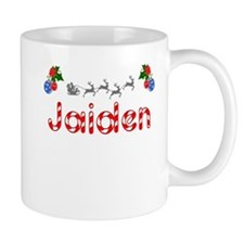 Jaiden, Christmas Mug