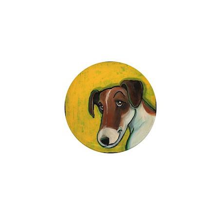 Fox Terrier Mini Button (10 pack)