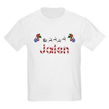 Jalen, Christmas T-Shirt