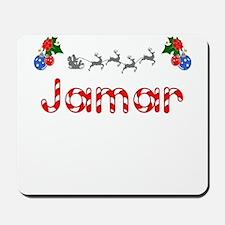 Jamar, Christmas Mousepad