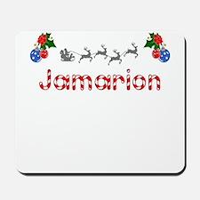 Jamarion, Christmas Mousepad