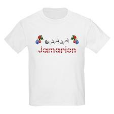 Jamarion, Christmas T-Shirt