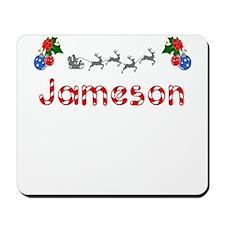 Jameson, Christmas Mousepad