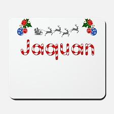 Jaquan, Christmas Mousepad