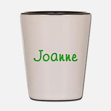 Joanne Glitter Gel Shot Glass