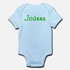 Joanne Glitter Gel Infant Bodysuit