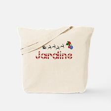 Jardine, Christmas Tote Bag