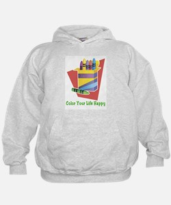 A Happy Life Hoodie