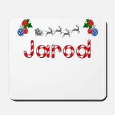 Jarod, Christmas Mousepad