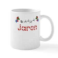 Jaron, Christmas Mug