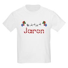 Jaron, Christmas T-Shirt