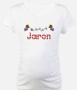 Jaron, Christmas Shirt