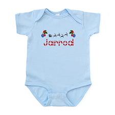 Jarrod, Christmas Infant Bodysuit