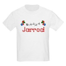 Jarrod, Christmas T-Shirt