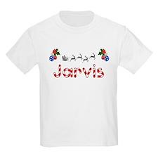 Jarvis, Christmas T-Shirt