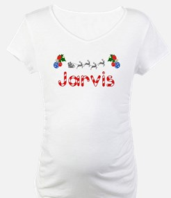 Jarvis, Christmas Shirt