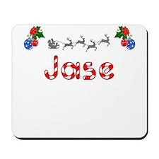 Jase, Christmas Mousepad