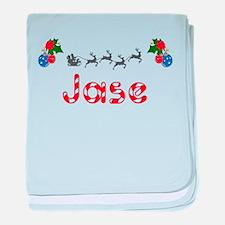 Jase, Christmas baby blanket
