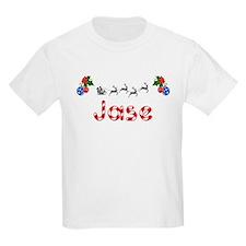 Jase, Christmas T-Shirt