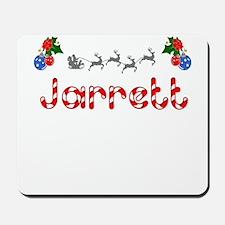 Jarrett, Christmas Mousepad