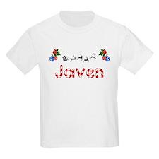 Javen, Christmas T-Shirt